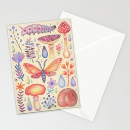 Et coloris natura IV Stationery Cards