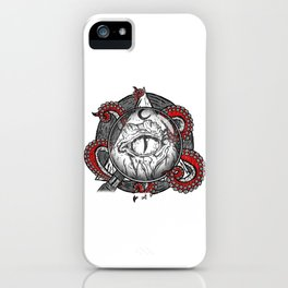 Paranormal Investigator - Ghost Hunting Gift iPhone Case