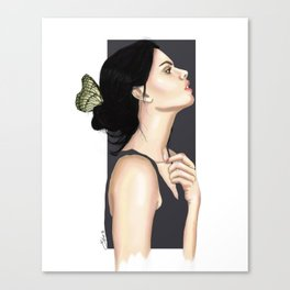 Feel me Canvas Print