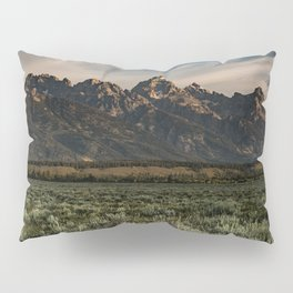 Teton Morning Pillow Sham