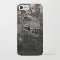 dinosaurs iPhone & iPod Cases featuring Dinosaurs by TaLins
