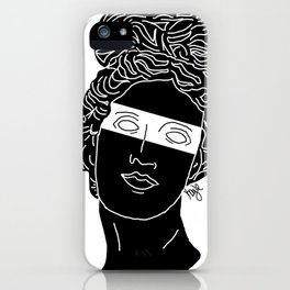 The Muse iPhone Case