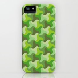All-Green Alhambra iPhone Case
