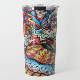 Art by Augusta Schinchirimini Travel Mug