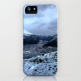 Columbia Icefield iPhone Case