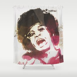 WHAT WE WANT.. Shower Curtain
