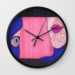 Para Ver Los Labios Wall Clock