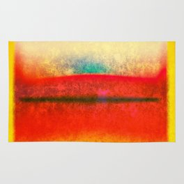 After Rothko 8 Rug