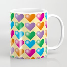 Hearts_B03 Coffee Mug