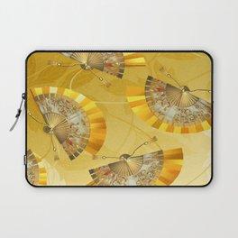 Fächer - fan Laptop Sleeve