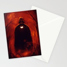 Heart Vader Stationery Cards