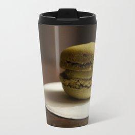Pistachio macaron Travel Mug