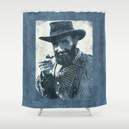 WORKING CLASS HERO / 1908 Fisherman Shower Curtain