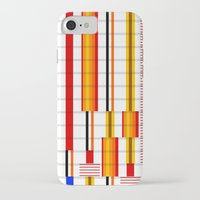 saga iPhone & iPod Cases featuring The Saga Begins by Whytes Online