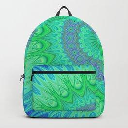 Crystal mandala Backpack