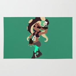 Marina Deluxe - Splatoon 2 Rug