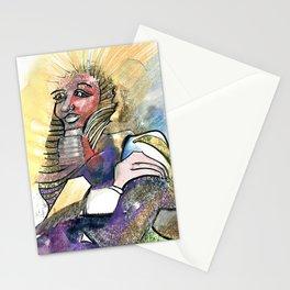 Olden Wisdom Stationery Cards