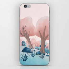 Winter landscapes 1 iPhone Skin