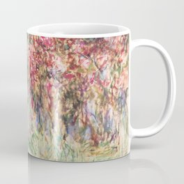 "Claude Monet ""The House among the Roses"" Coffee Mug"