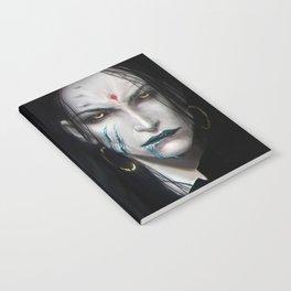 Kamoril portrait Notebook