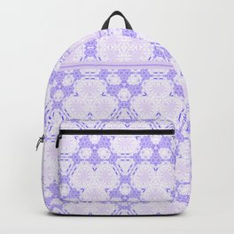 Lavender decor Pattern Design Backpack