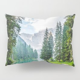 The Place To Be Pillow Sham