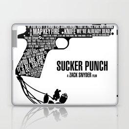 Sucker Punch Laptop & iPad Skin