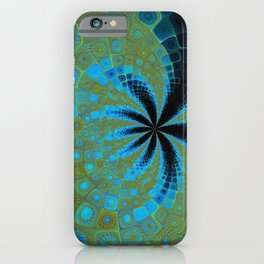 Gnarly Summer iPhone Case