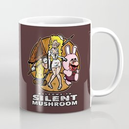 Silent Mushroom Coffee Mug