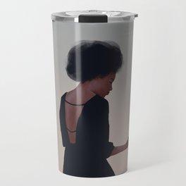 Hydra | Woman in a black dress | 01 Travel Mug