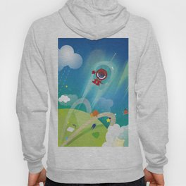 The Eyez - Astronaut Hoody