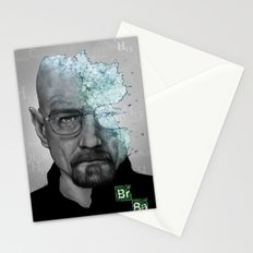 Walter White/Breaking Bad Stationery Cards