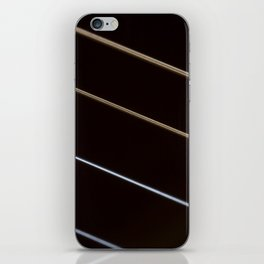 Guitar String Abstract 3 iPhone Skin