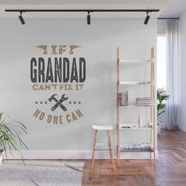 Gift for Grandad Wall Mural