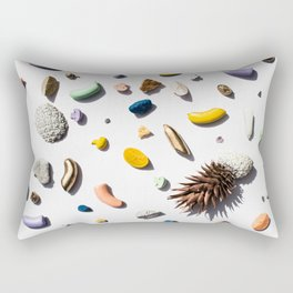 Fruit Party Pattern Rectangular Pillow