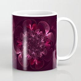 Flower In Bordo Coffee Mug
