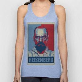 Heisenberg Unisex Tank Top