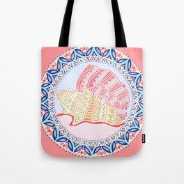 Bermuda Conch Tote Bag