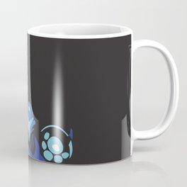 Dark Samus Simplified Coffee Mug
