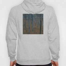 Gustav Klimt - Beech Grove Hoody