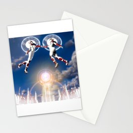 The Bond Of Siblings Stationery Cards