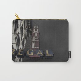 Welcome to the Regal  Carry-All Pouch