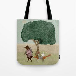 summers adventure Tote Bag