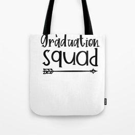 Grads Graduation Squad Tote Bag