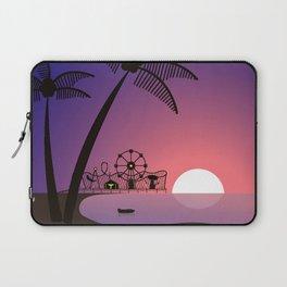 The ? Boardwalk (1957) Laptop Sleeve