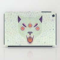 cosmic iPad Cases featuring Cosmic Cat by LordofMasks