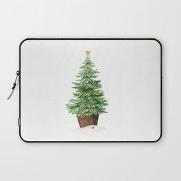 Trimming The Tree Laptop Sleeve