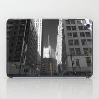 detroit iPad Cases featuring Detroit  by Galaxys_Limit
