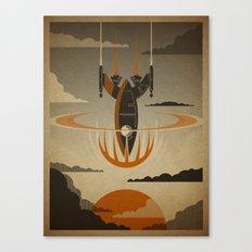 The Return Canvas Print