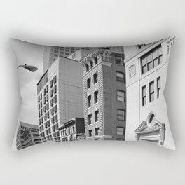 South Calvert Street, Baltimore Rectangular Pillow